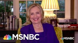 Clinton On Russian interference: What Happened In 2016 Is Sadly Underway Again | The ReidOut | MSNBC 4
