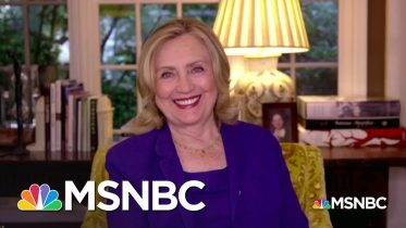 Clinton On Russian interference: What Happened In 2016 Is Sadly Underway Again | The ReidOut | MSNBC 10