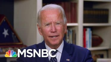 Joe Biden Says Four Black Women Are On His VP List | The ReidOut | MSNBC 6