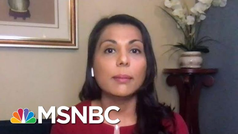 Infectious Diseases Doctor Calls For National Virus Strategy   Morning Joe   MSNBC 1
