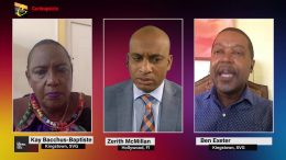 EYE ON TROUBLED CONSTITUENCY IN ST VINCENT AND THE GRENADINES 1