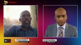 EXPERIENCED GUYANA JOURNALIST Denis Chabrol analyses current electoral situation 4