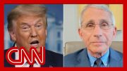 Fauci: I was not invited to Trump's coronavirus briefing 2