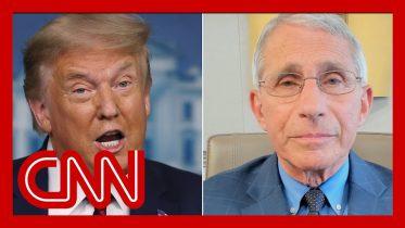 Fauci: I was not invited to Trump's coronavirus briefing 6