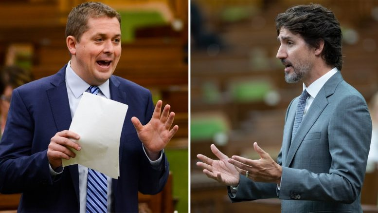 Scheer blasts Trudeau over WE controversy: PM using COVID-19 pandemic 'as excuse for his corruption' 1