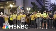 Oregon AG On Federal Officers Actions In Portland: 'This Is A Violation Of The Constitution' | MSNBC 5