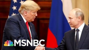 Where Do Donald Trump's Loyalties Lie? | Morning Joe | MSNBC 6