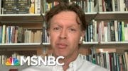 Nicholas Griffin's 'The Year Of Dangerous Days' | Morning Joe | MSNBC 4