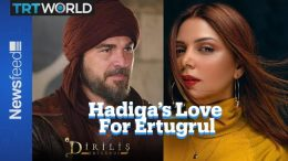 Pakistani Singer Hadiqa Kiani Sings a Turkish Song For Ertugrul 7