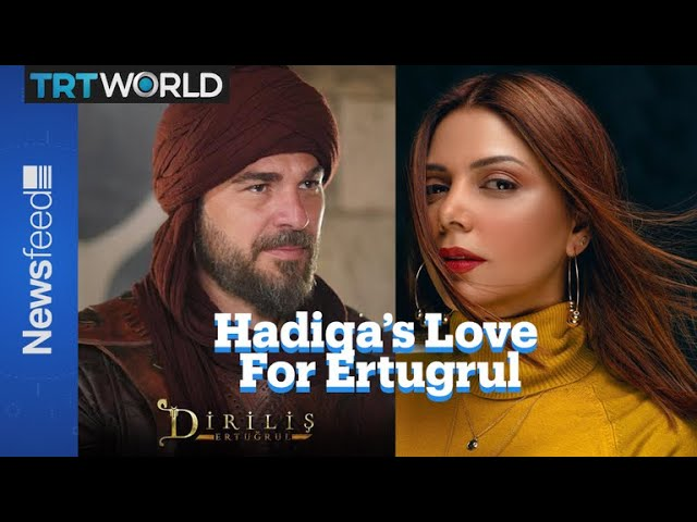 Pakistani Singer Hadiqa Kiani Sings a Turkish Song For Ertugrul 2