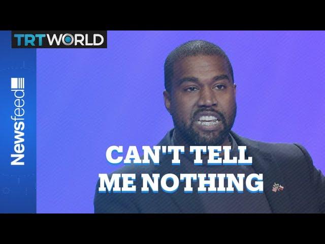 Why Kanye West won't be president 1
