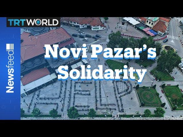 Serbian City, Novi Pazar, Saved By Solidarity and Social Media 9