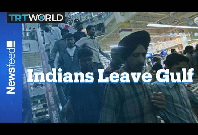 Indians will be forced out of Gulf under new economic policies 1