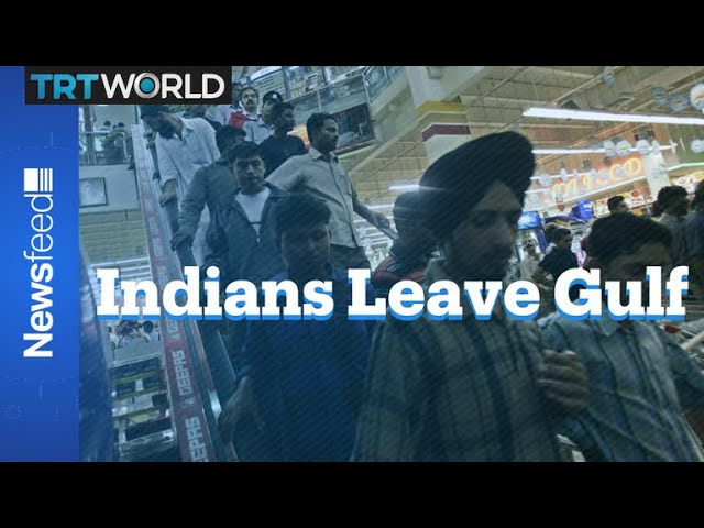 Indians will be forced out of Gulf under new economic policies 2