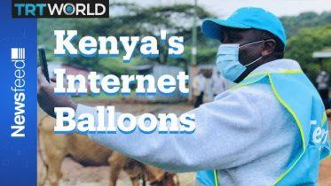 Kenya Gets 4G 'Loon' Balloons From Alphabet 6
