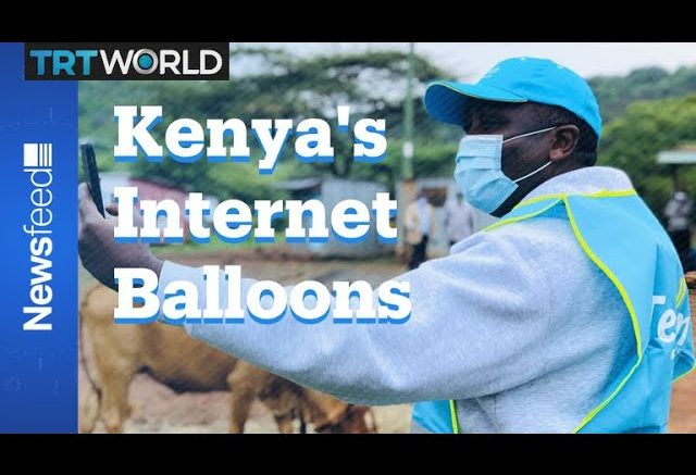 Kenya Gets 4G 'Loon' Balloons From Alphabet 1