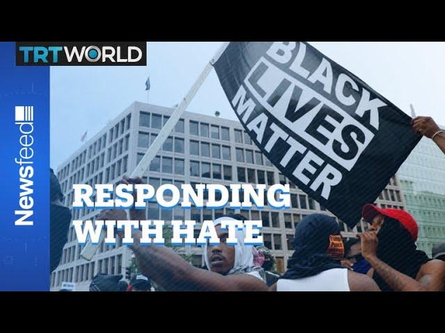 Black Lives Matter protesters face danger 3