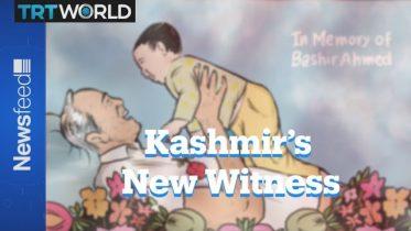 Kashmir's Long War Finds a New Witness 6