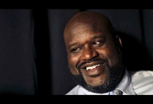 Shaquille O'Neal stops to help driver who crashed in Florida 1