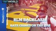 A rise in hate crimes reported. Is it the evidence of the inevitable backlash from BLM uprising? 4