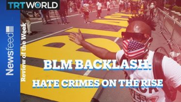 A rise in hate crimes reported. Is it the evidence of the inevitable backlash from BLM uprising? 10