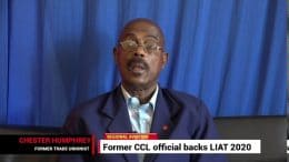 CHESTER HUMPHREY BACKS LIAT 2020 CONCEPT 3