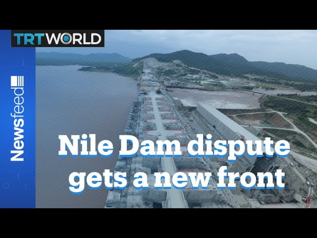 Nile Dam dispute gets a new front 1