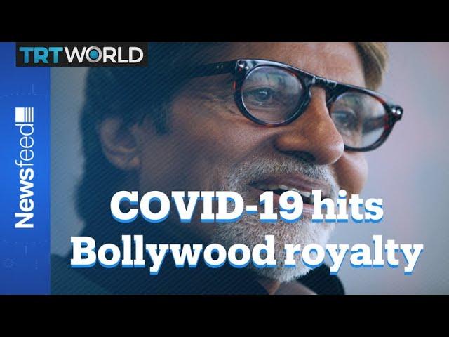 COVID-19 hits Bollywood royalty 1