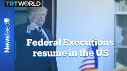 US resumes federal executions after 17 years 5
