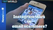Online scammers arrested and charged after police followed Instagram posts 5