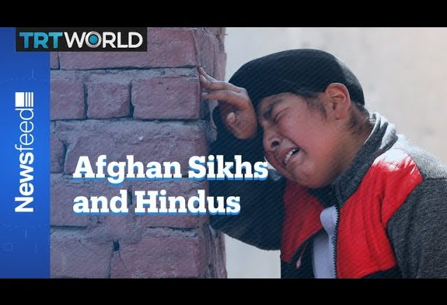 India Offers Refuge to Afghan Sikhs and Hindus 1