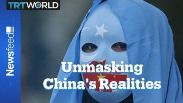 China 'Masks' Demographic Genocide of Uighurs in Xinjiang 10