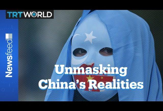 China 'Masks' Demographic Genocide of Uighurs in Xinjiang 1