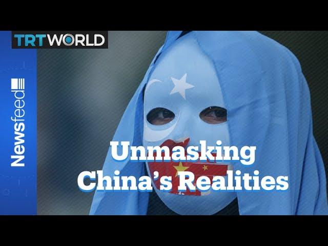 China 'Masks' Demographic Genocide of Uighurs in Xinjiang 4