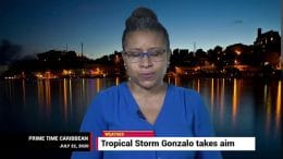 TROPICAL STORM GONZALO ON ITS WAY 4