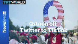 Banned from Twitter, QAnon conspiracists make use of TikTok 3