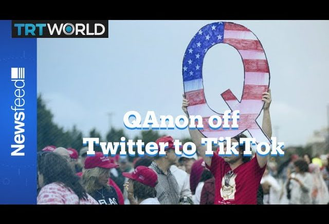 Banned from Twitter, QAnon conspiracists make use of TikTok 1