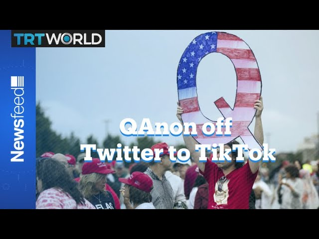 Banned from Twitter, QAnon conspiracists make use of TikTok 2