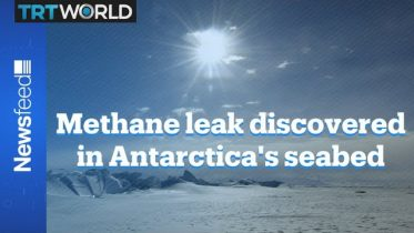 Scientists discover first active leak of seabed methane in Antarctica 10