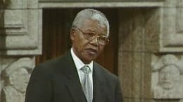 CTV News Archive: Nelson Mandela's 1998 address in the House of Commons 2