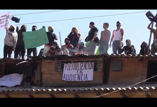 Suspected COVID-19 death causes prison riots in Bolivia 1