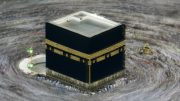 Small group of Muslims converge on Mecca for Hajj 2020 2