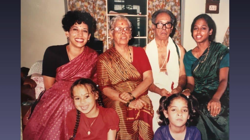 The progressive Indian grandfather who inspired Kamala Harris