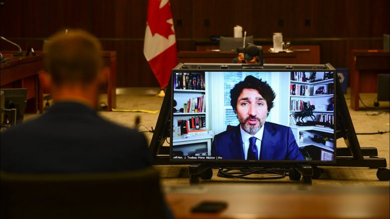 Prime Minister Justin Trudeau testifies on WE Charity scandal: full hearing 1
