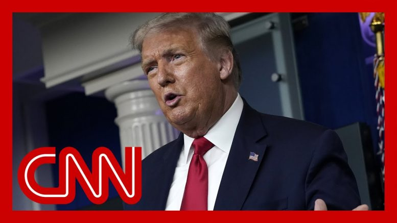 Acosta: Trump telling whoppers about mail in voting 1