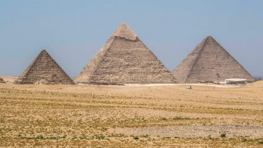 Elon Musk claims Egyptian pyramids were built by aliens 6