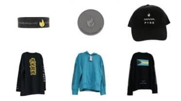 U.S. Marshals put Fyre Festival merchandise up for auction 10