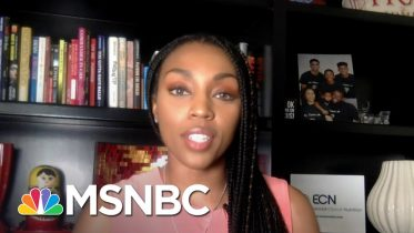 Renee Montgomery: 'Moments Equal Momentum & We Have A Lot Of Momentum Right Now' | Deadline | MSNBC 6