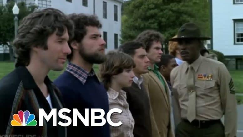 Amidst Trump Era Racial Reckoning, Louis Gossett On Hollywood's Racial Dilemma   MSNBC 1