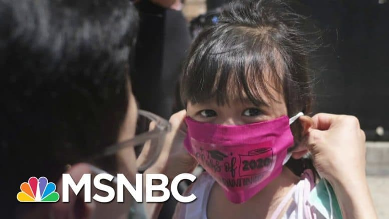 Doctor: Studies Suggest Children Can Transmit Coronavirus | The Last Word | MSNBC 1